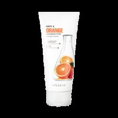 ItS SKIN Appelsiiniuute ihonpuhdistusvaahto 150 ml