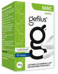 GEFILUS BASIC 50 kaps